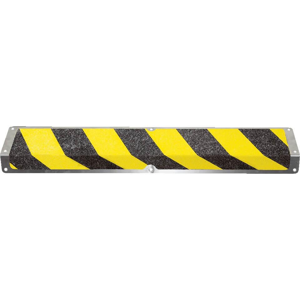78af80a56b86ab 3M Treppen-Stufen-Profil, Safety-Walk-Antirutschbelag, schw/gelb,  12x63,5x4,5 cm