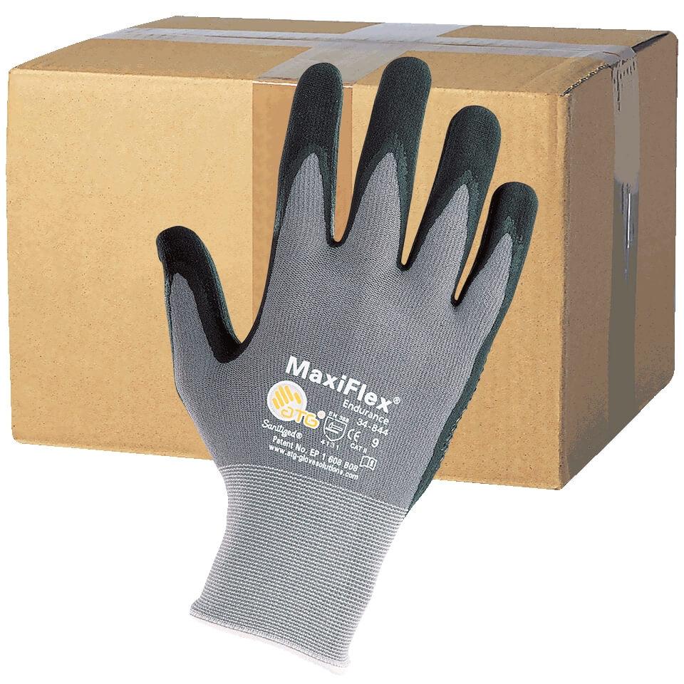am besten auswählen bestbewertet gut kaufen 144 Paar, Gr. 10, ATG MaxiFlex® Endurance Schutzhandschuh