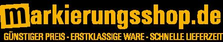 Markierungsshop.de - Günstiger Preis - Erstklassige Ware - Beste Qualität