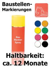 Baustellen-Markierfarbe