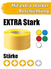 Bodenmarkierungsband Extra Stark