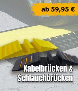 Kabelbrücken und Schlauchbrücken