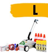 Markierung-Komplett-Set Typ L
