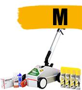 Markierung-Komplett-Set Typ M