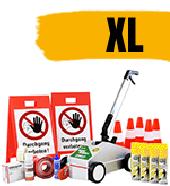 Markierung-Komplett-Set Typ XL