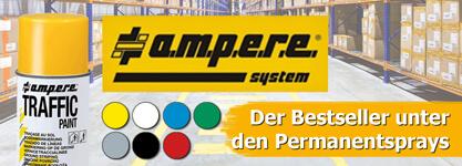 Amper Traffic permanent Farbe