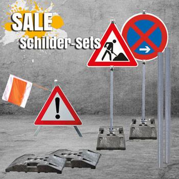 Schilder im günstigen Spar-Set