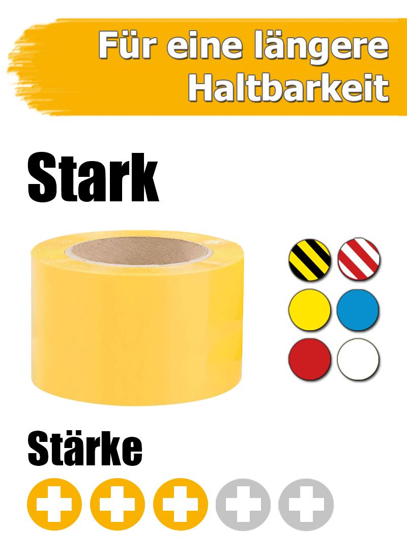 Bodenmarkierungsband Stark