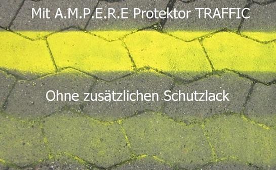 Dauertest - was bringt der A.M.P.E.R.E Protektor?
