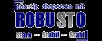 ROBUSTO STARK STABIL STAHL