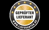 Geprüfter Lieferant Logo